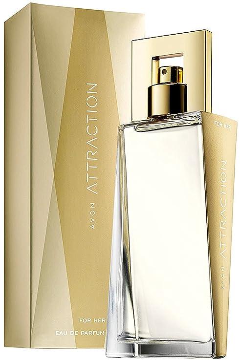 Avon Attraction Eau De Parfum Para Ella Spray 50ml