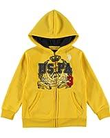 US Polo Assn Boys 4-7 Gold Fashion Hoodie