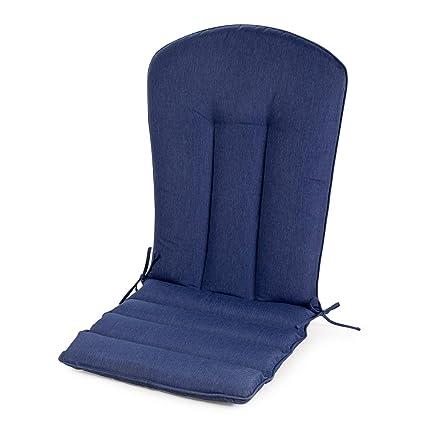 Amazon.com: Cojín Adirondack de repuesto para silla ...