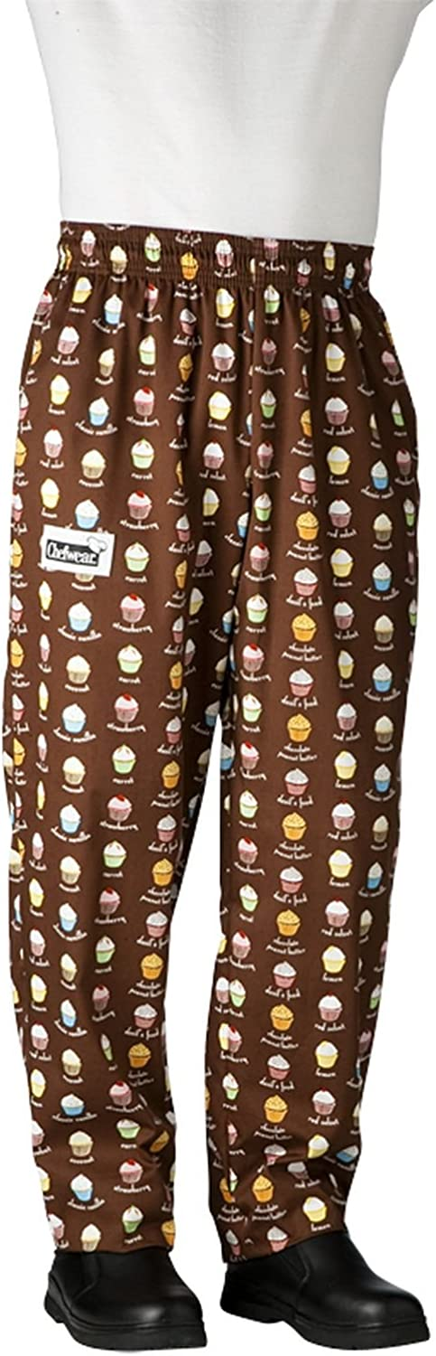 Chefwear 3500-87 Mens Ultimate Chef Pant