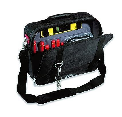 Plano PLO02711NR Bolsa porta herramientas profesional en tejido especial reforzado