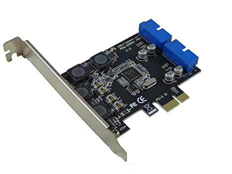 Computer District - Tarjeta controladora PCI Express (PCIe ...