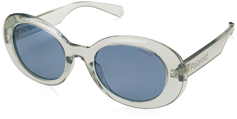 Amazon.com: Polaroid anteojos de sol PLD 6052 S KB7 °C3 gris ...