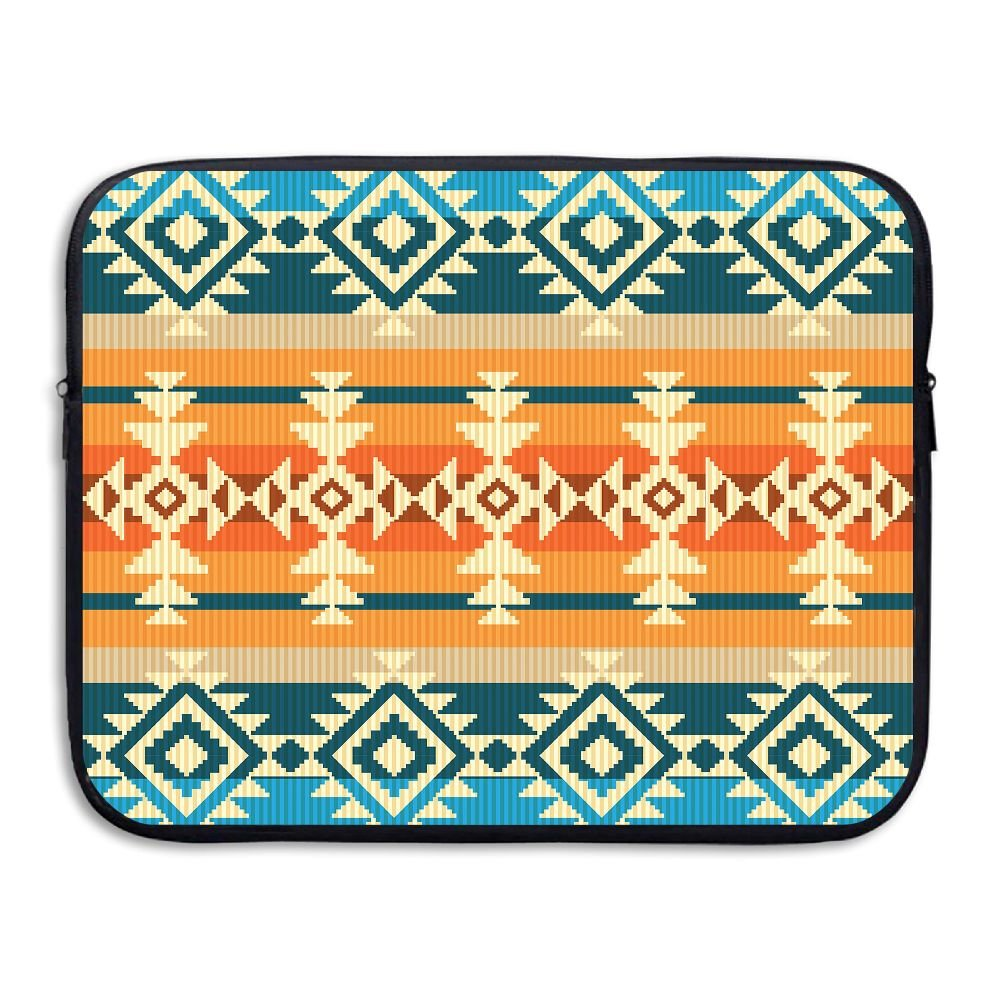 Mr.Roadman Laptop Sleeve Bag Mexican Detail Art Love Briefcase Sleeve Bags Cover Computer Liner Case Waterproof Computer Portable Bags