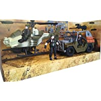 HALO NATION® Army Roleplay Set Operation Storm Wind - Combat Force 9