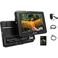 Lilliput H7S 7 Inch 4K DSLR Field Monitor Ultra Bright 1800nit HDMI and SDI Input Output 1920x1200 IPS HDR, 3D-LUT…