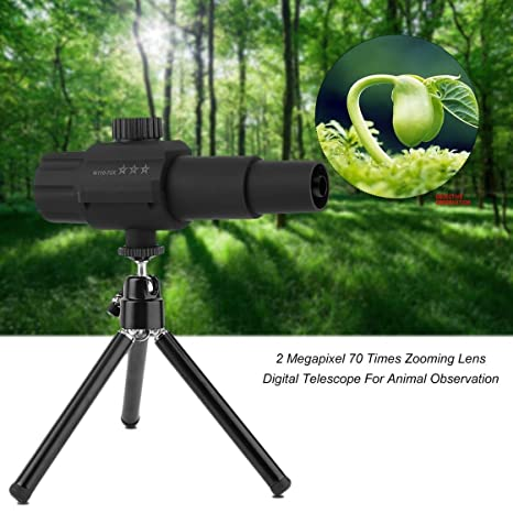 Amazon com: Exiao 2 Megapixel 70 Times Zooming Lens Digital
