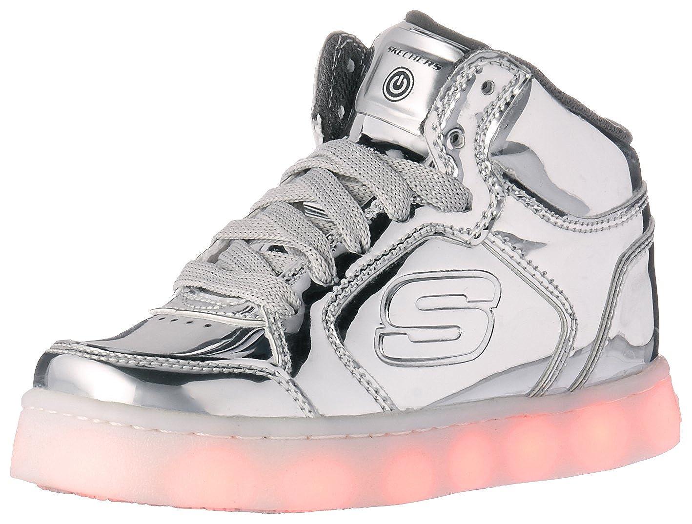 d2c393ec4e90b Amazon.com   Skechers Kids Energy Lights Eliptic Sneaker,   Sneakers