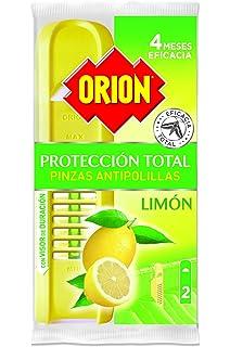 Orion, Insecticida y plaguicida para interiores (Antipolillas) - 8 gr.