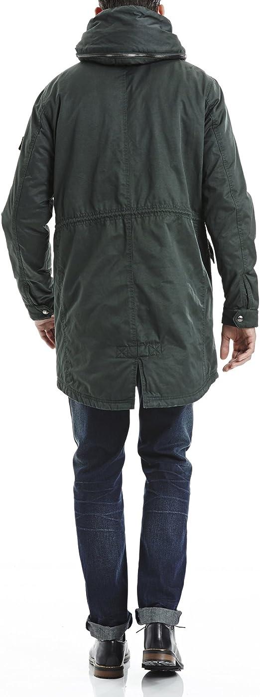 Bench Winsome Manteau Homme: : Vêtements et accessoires