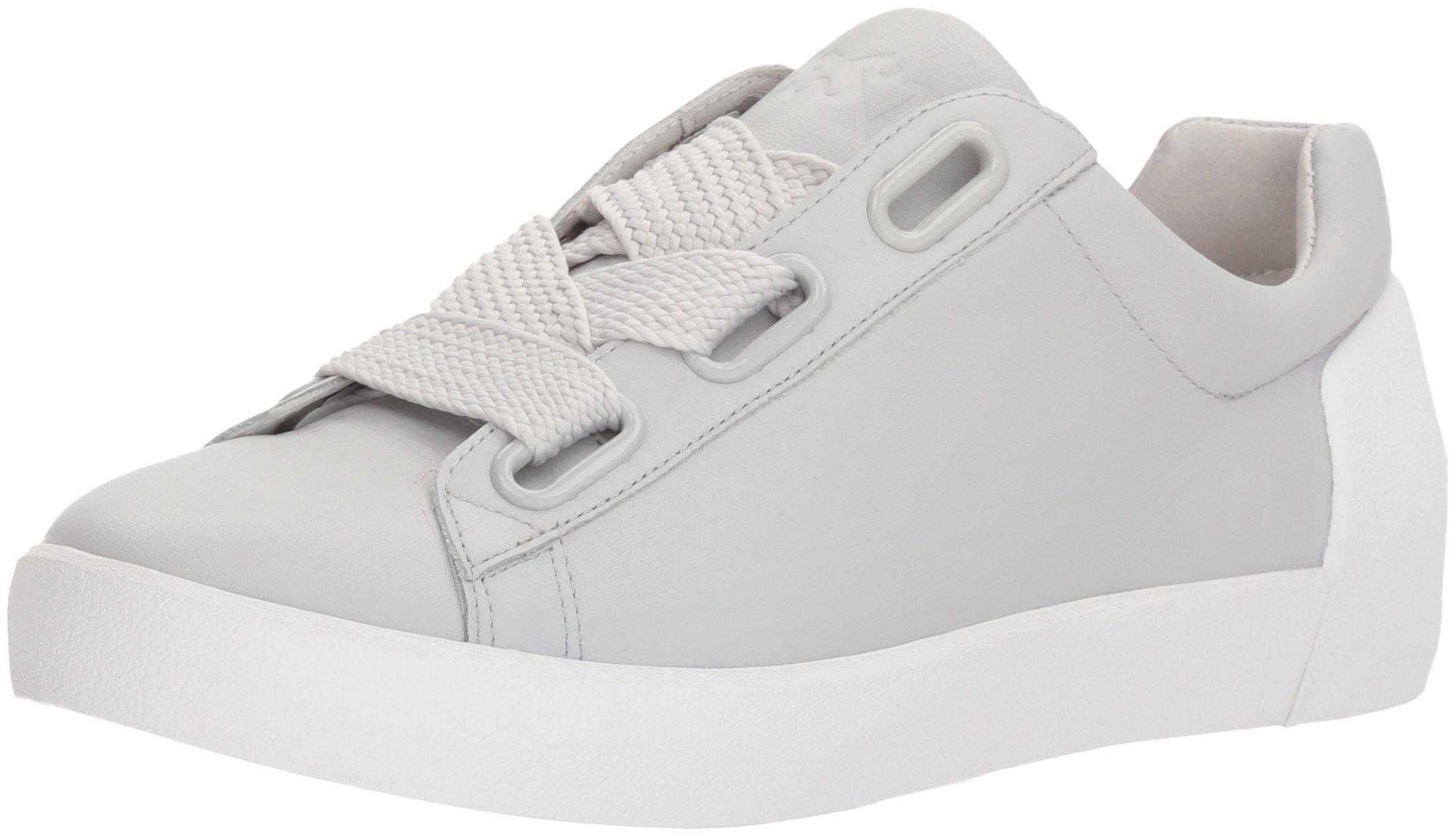 Ash Women's AS-Nina Sneaker, Pearl, 38 M EU (8 US)