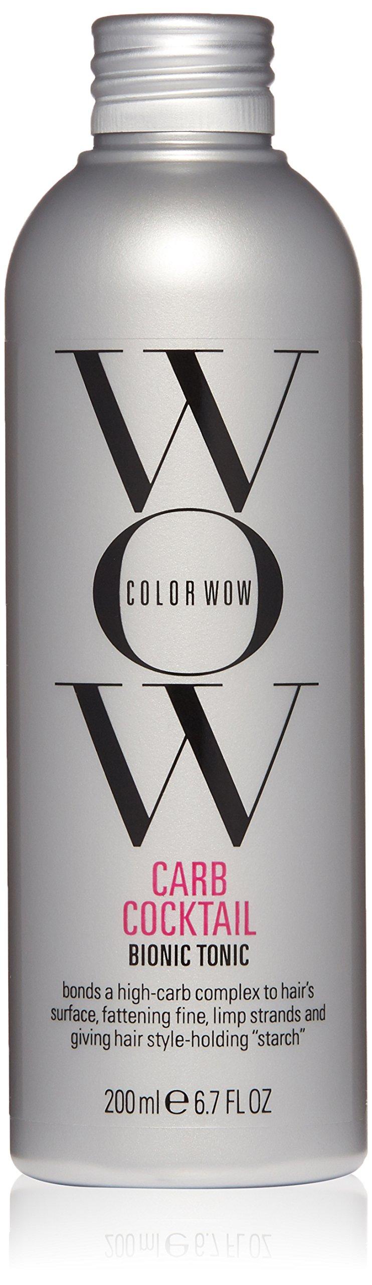 COLOR WOW Cocktail - Bionic Tonic , Carb, 6.7 fl. oz.