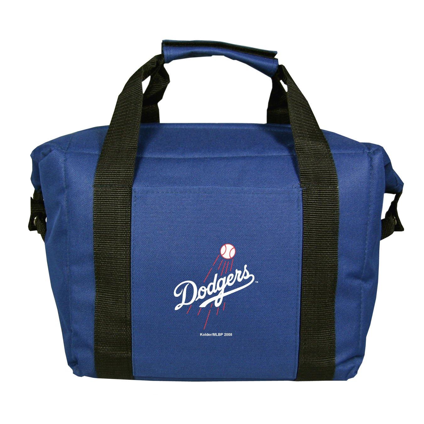 MLB Los Angeles Dodgers Weiche Seiten Baumwollmusselin Kühltasche