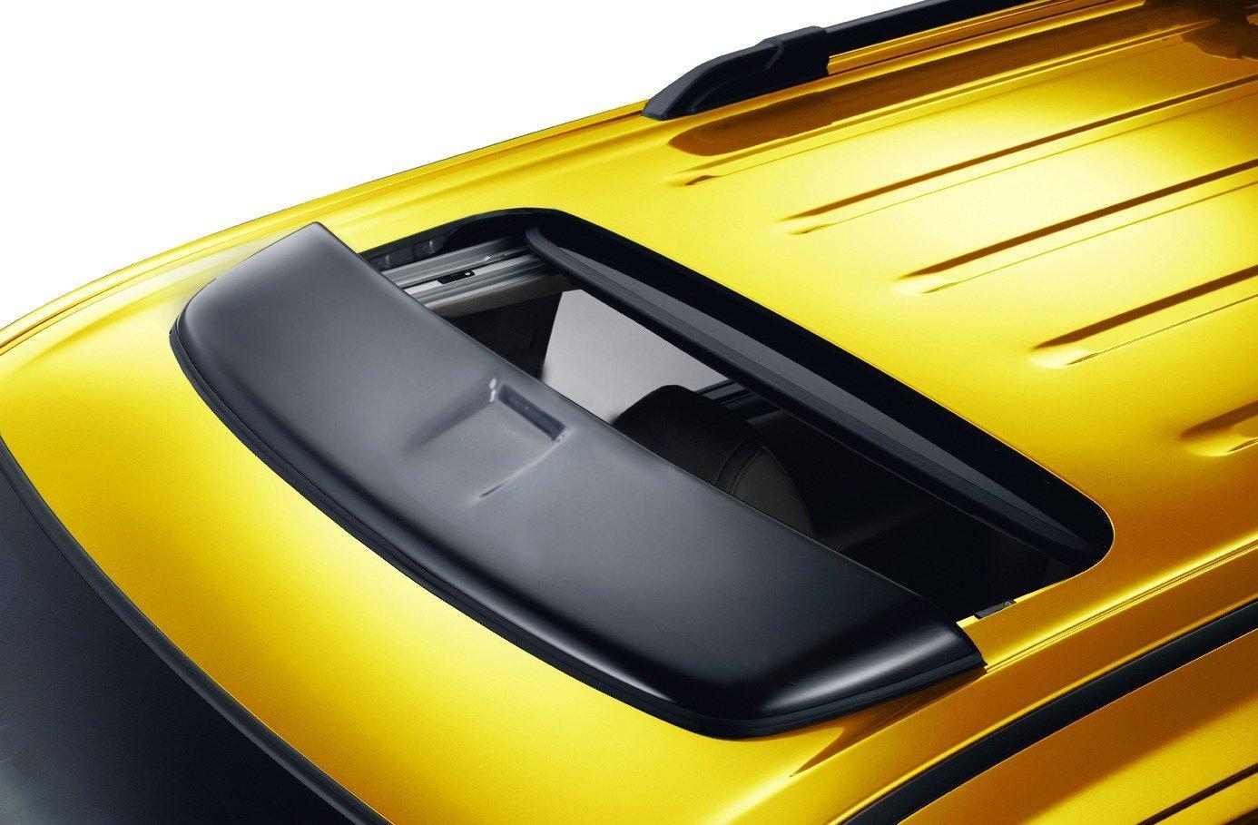 LT Sport 38' Tint Sun/Moon Roof Window Sunroof Moonroof Visor Shade Guard Deflector For Mazda