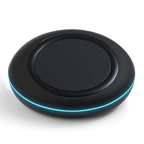 Amazon.com: ixcc Fast Charge, carga inalámbrica Pad Cargador ...