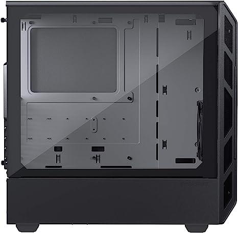 Phanteks Eclipse P350X Midi-Tower Negro, Blanco - Caja de Ordenador (Midi-Tower, PC, Acrilonitrilo butadieno estireno (ABS), Acero, Vidrio Templado, Negro, Blanco, ATX,EATX,Micro ATX,Mini-ITX, 16 cm): Amazon.es: Informática