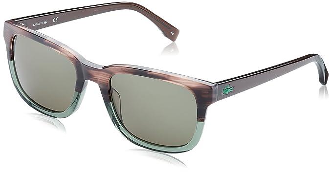 Lacoste Gafas de Sol L814S (54 mm) Vino: Amazon.es: Ropa y ...