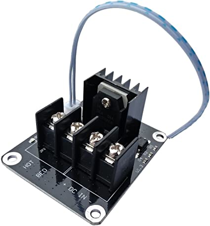 iHaospace 3D Printer Heated Bed Power Module High Current 210A ...