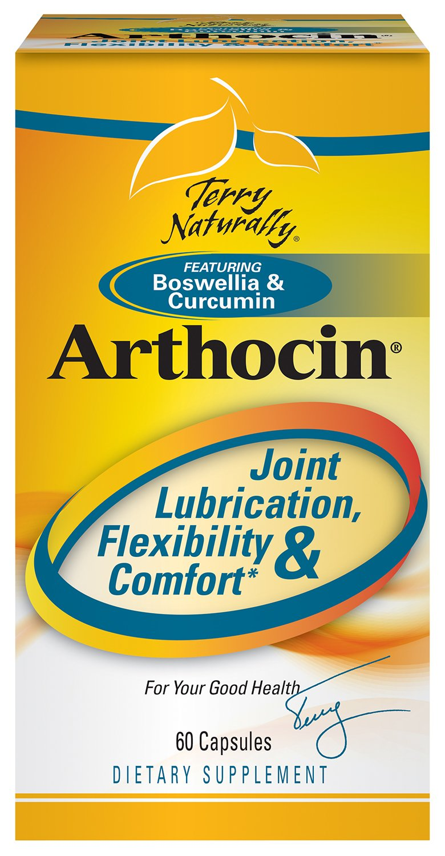 Terry Naturally Arthocin - 60 Capsules