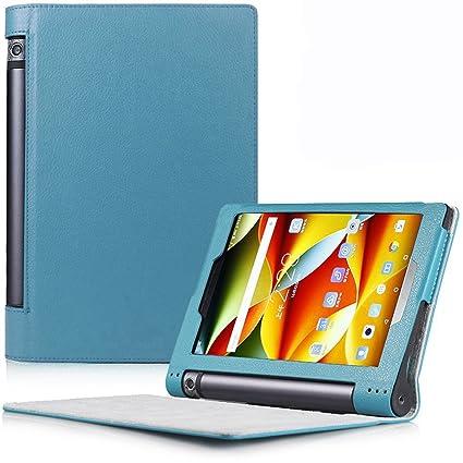 Lenovo Yoga Tab 3 Pro Funda - Funda soporte de piel ...