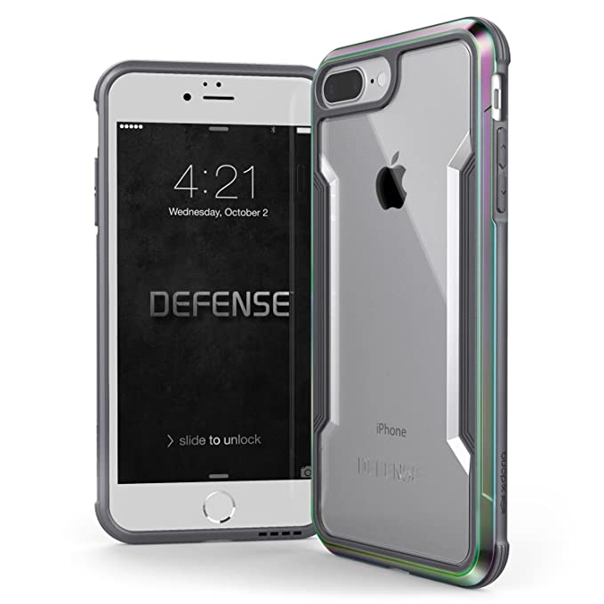 amazon com x doria iphone 8 plus \u0026 iphone 7 plus case, defense