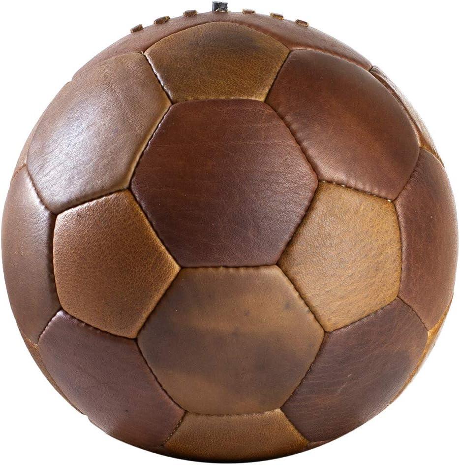 We Print Balls - Balón de fútbol de Estilo Vintage Tradicional ...