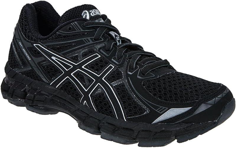 Asics - Zapatillas para Mujer, Color Negro, Talla 41.5: Amazon.es: Zapatos y complementos