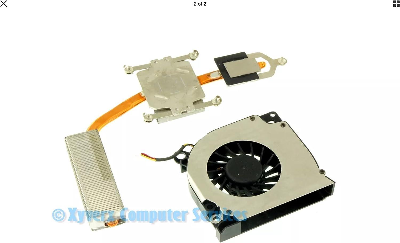 Dell Laptop M274K Heatsink and Fan C169M Inspiron 1545 Business ...