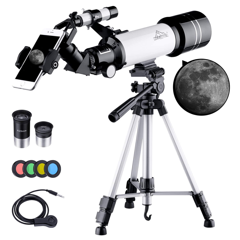 BEBANG Telescopio Astronómico HD