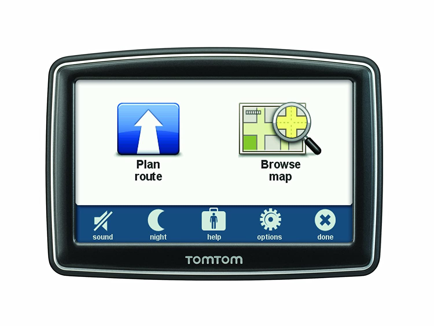 TomTom XL 350 1ET001901 4.3-Inch Portable GPS Navigator (Discontinued by Manufacturer) 1ET0.019.01