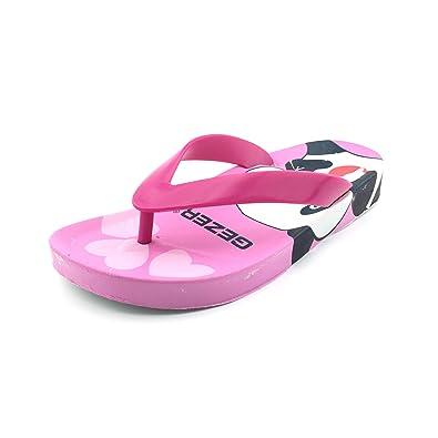 a840d7b9d Gezer Women's Thong Sandals pink Pink: Amazon.co.uk: Shoes & Bags