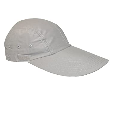 61398561190f6 Image Unavailable. Image not available for. Color  Fishing Hat with Removable  Neck Flap by Dorfman Pacific ...