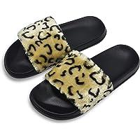 COFACE Ladies Pretty Plush Slippers Eva Antideslizante Pantuflas