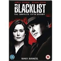 The Blacklist - Season 5 [2018]