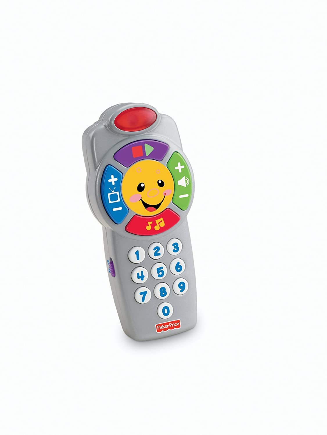 Fisher Price Laugh Learn Click 'n Learn Remote