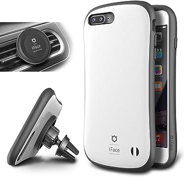 iPhone 7 Plus Caso y automóvil titular, iFace [Serie Duo] 2en1 ...