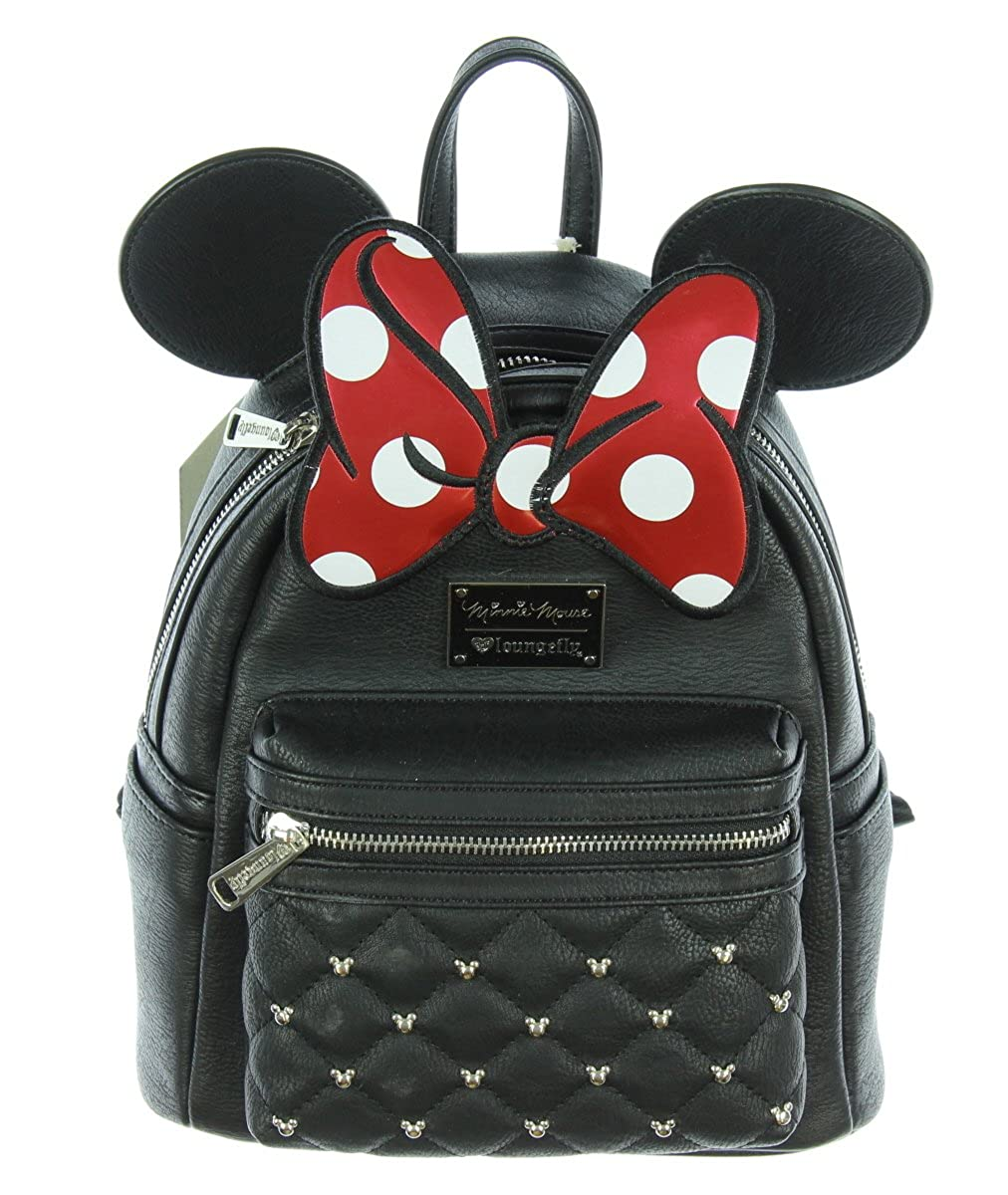 7f81bd4cfa6 Loungefly Mickey Mouse Faux Leather Mini Backpack- Fenix Toulouse ...