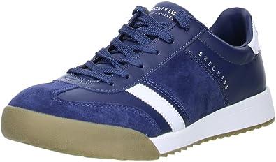 Skechers 52322/NVY Zinger-Scobie Herren Sneaker Dunkelblau