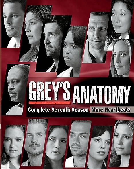 Amazon.com: 007 Greys Anatomy Season 10 14x18 inch Silk Poster Aka ...
