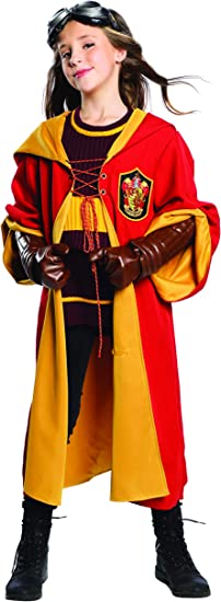 Charades - Disfraz infantil de Harry Potter Quidditch Gryffindor ...