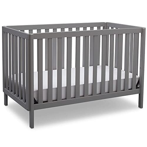 Delta Children Logan 4-in-1 Convertible Crib Dark Chocolate See More Styles and Colors