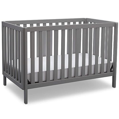 Delta Children Milo 3-in-1 Convertible Baby Crib