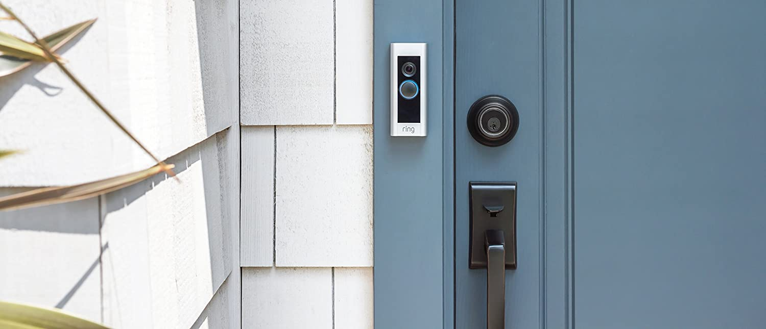 Amazon.com: Ring Video Doorbell Pro, Works with Alexa (existing ...