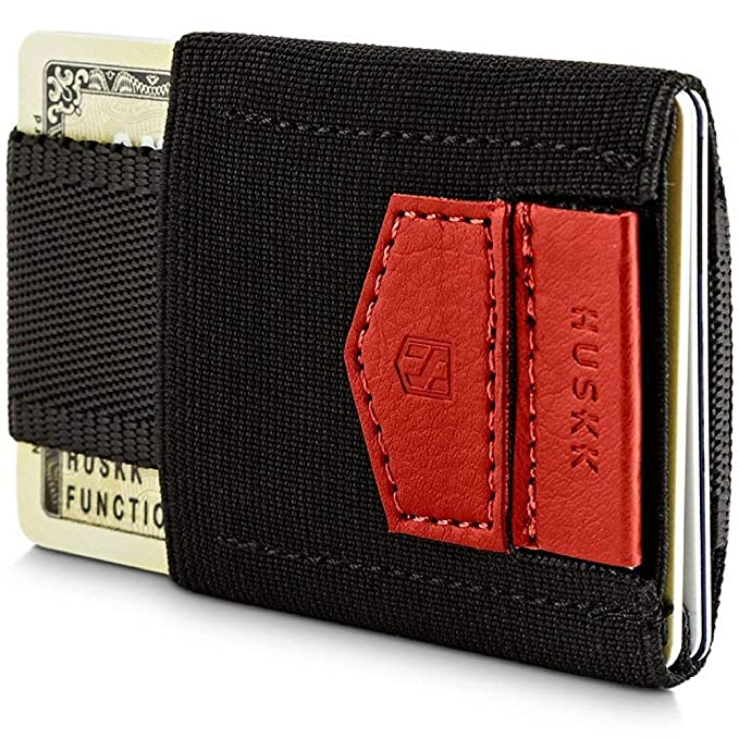 a4ca17ecb59c9 Slim Wallet for Men Wallets - RFID Leather Card Holder ECSC  Amazon.co.uk   Clothing