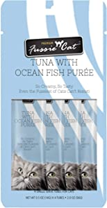 Fussie Cat Tuna with Ocean Fish Puree