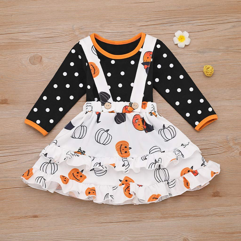 Headband Outfit Set Leopard Print Skirt Cute Toddler Kid Girl Denim Shirt