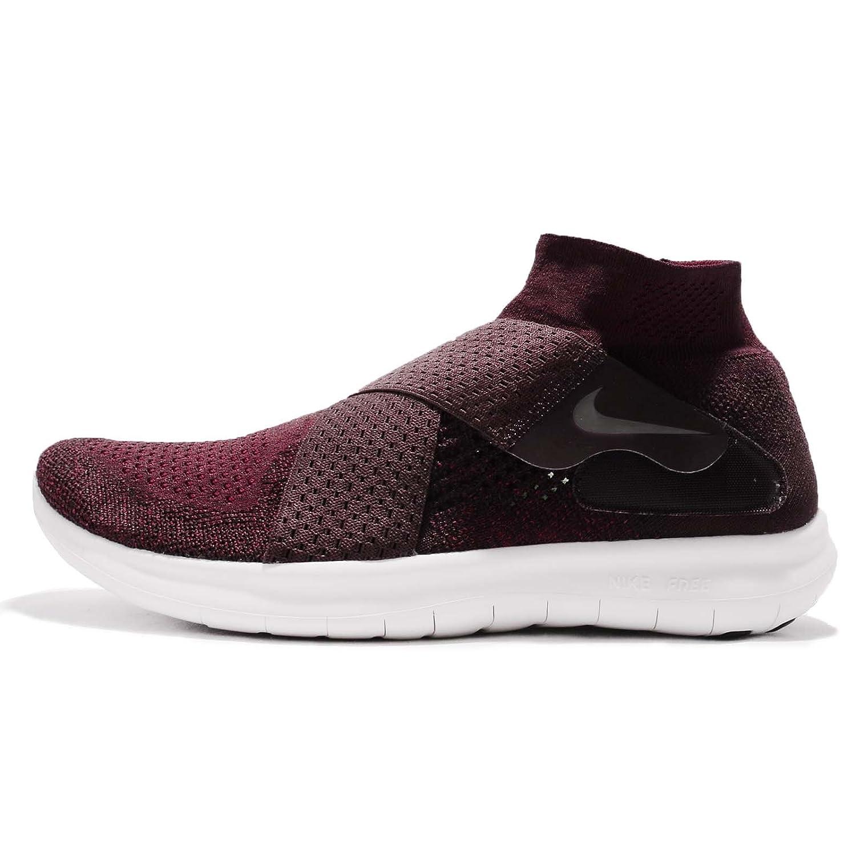 Nike Men's Free- RN Flyknit 2017 Running Shoe B0798QQP2D 10 D(M) US Deep Burgundy/Ridgerrock