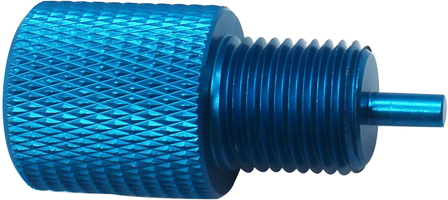 Blue Suitable for DISC//DISC and DISC//DRUM PV2 and PV4 Also Suitable for AC Delco 172-1353 172-1371 Brake Proportioning Valve Bleeder Tool