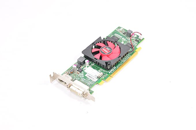 DELL AMD 4 khph Radeon HD6450 PCI-E PCI-Express x16 SDRAM ...