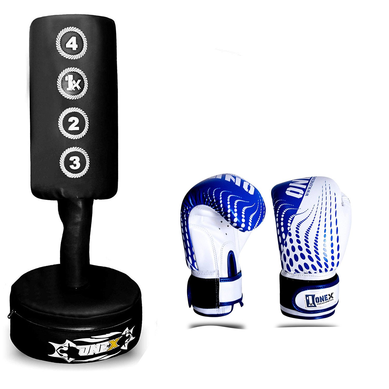 Onex Boxing Gloves Punch Bag Junior Mitts Children MMA Training Kids gloves 6oz